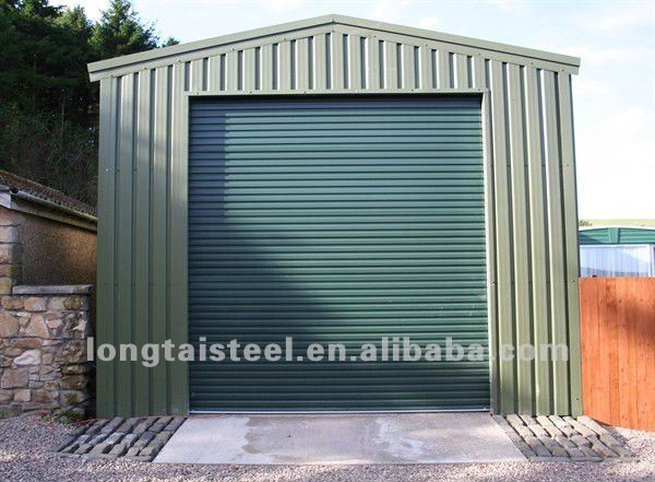 small steel structure prefab house