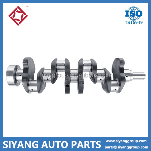 Supply auto crankshaft and all Great Wall spare parts