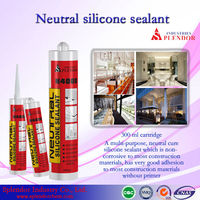SJ-400 Excellent Aging Resistance Curing Silicone Sealant