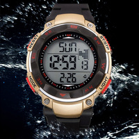 Japanese Battery Athletic Cheap Price Big Face Men Watch Wholesale Custom Your Own Logo