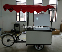 ice cream tricycle freezer/solar power Tricycle