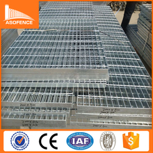 Hot Sale High Quality Galvanized Press-locked Steel Gratings / standard trim banding