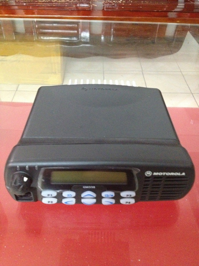 Hotsale base station GM338 mobile transceiver car radio good price