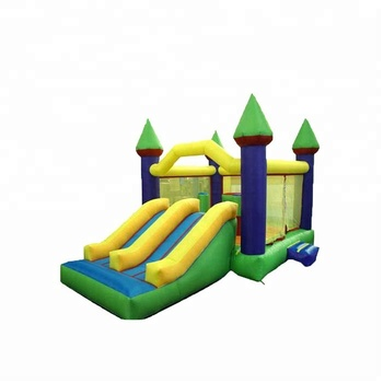 Commercial grade Outdoor 0.55mm PVC Inflatable jumper