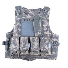 Military Molle Scout Combat bulletproof tactical security vest for hunting