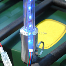 Remote Controlled Quick Connect LED Shinning Flagpole