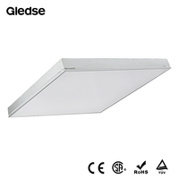 Aluminum ceiling decoration design panel light led lamps for home