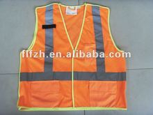 ANSI SAFETY VEST WITH POCKET,WARNING WESTE,HIGH VISIBILITY VEST