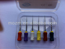 Dental Root Canal NITI Super Files Hand Use