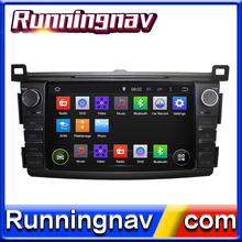 "8"" Android For Toyota RAV4 2013 2 Din Quad Core / Qcta Core HD Car DVD Player GPS Navigation Radio"