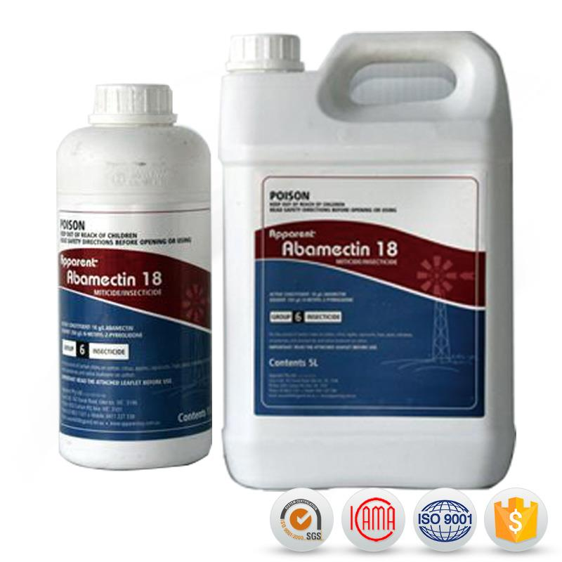 chemical Pesticide abamectin insecticides with reasonable price