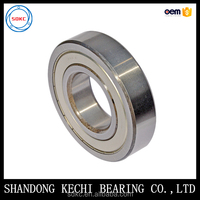 Good Quality Deep groove ball bearing 6312 2Z ZZ For Precision Mechanism