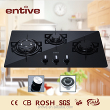 HOT build-in touch screen electric gas stove