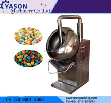 BY-400 small chocolate candy coating machine/sugar coated pan on hot sale