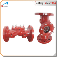 Bestseller gray iron material cast iron casting