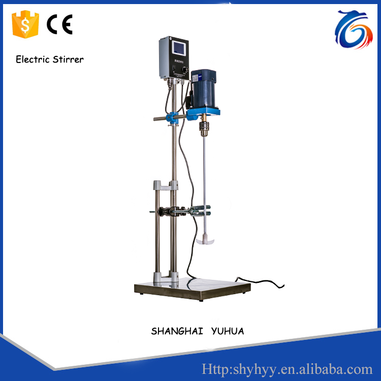 Stainless Steel Chemical Stirrer Machine