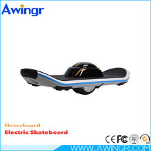 Electric skateboard one wheel scooter 8 inch big tire wholesale hoverboard with Samsung battery