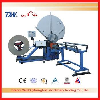 air duct machine