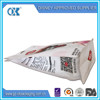 flat bottom pouch/food vacuum plastic bag/flat bottom plastic bags