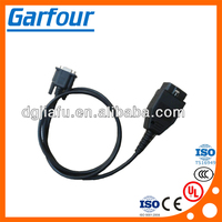 16pin OBD2 diagnostic cable china supplier