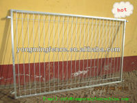 hot-dipped galvanized steel swimming pool fence for sales