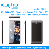 4G 5inch 1.3GHz/Quad core High Quality Factory Price Cheap 1Gb Ram Mobile Phone