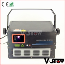 Christmas laser lights 1w rgb laser light show sound systems equipment