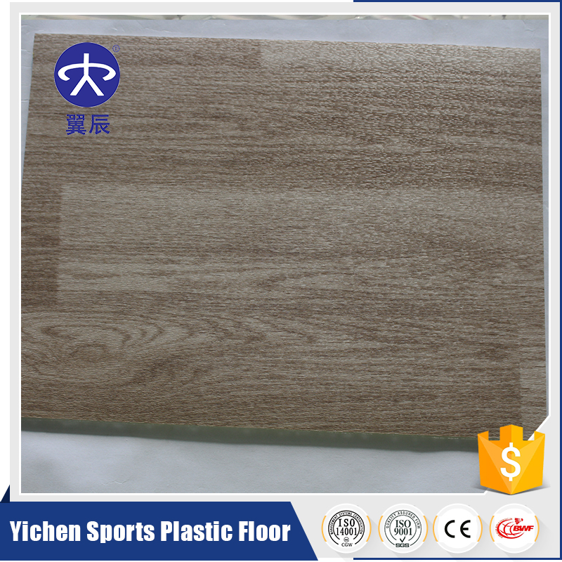 Top Sales High Quality PVC Sports Plastic Floor For Outdoor Wood Flooring Basketball Court