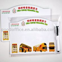 2012 HOT sales promotional gift magnetic board