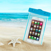 Universal Waterproof Full Cover Swim Phone Pouch Bag For Iphone 6 6s Plus 5s SE Underwater Clear Watertight Belt Case With Rope