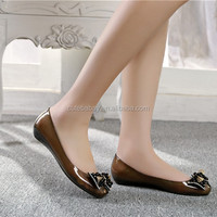 Ladies Flat PVC Shoes New Arrival