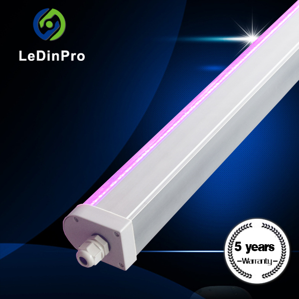 Dimmable plants led grow light bar for greenhouse