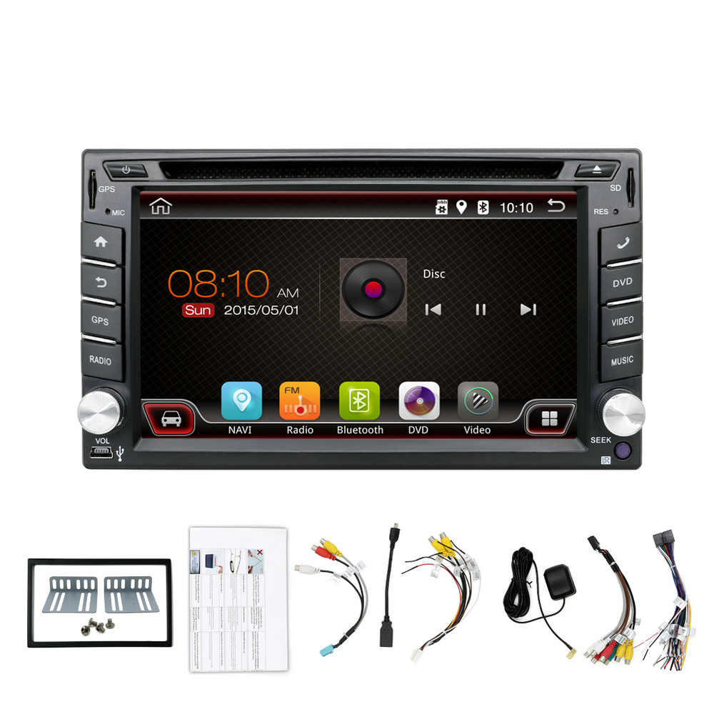 In Dash 2 din Car DVD with GPS Navigation for Honda