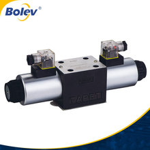 Factory supply 100% tested double acting double coil solenoid valve