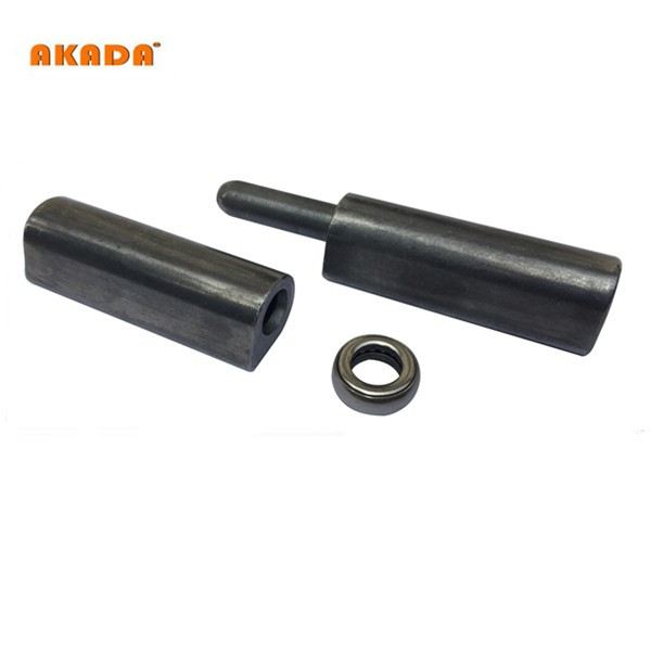 Heavy Duty Gate Welding hinges with ball bearing 140*20*25mm