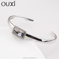OUXI mexican 925 silver and gemstone jewelry Y60008