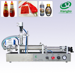 Condiment Tomato Paste Filling Machine