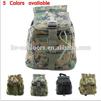 Multicolor Waterproof Durable Military Shoulder Backpack Tactical Tool Back Pack Outdoor Sports Camping Hiking Sling Bag