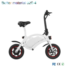 Electric bicycle 2017 new 350W 36V folding e-bike with LG battery 10Ah