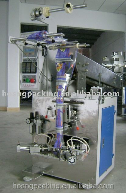 Vertical fully automatic Triangle packaging machinery