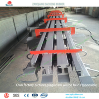 Strong Expansion Ability Rubber Bridge Expansion Joint with Weather Resistant