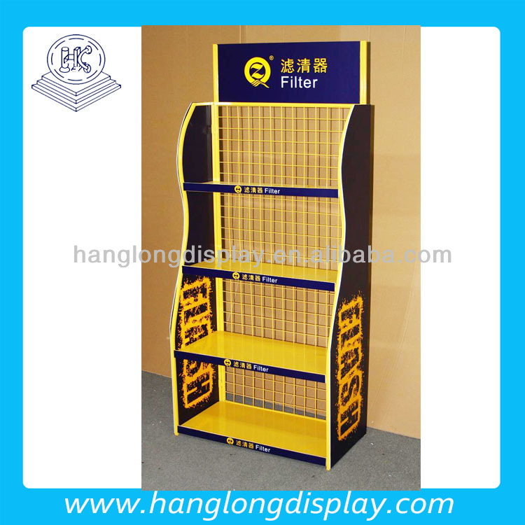 Manufacture Steel bike display stand