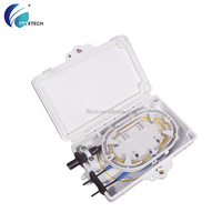Feitian FTTH 2pc SC Adapter And