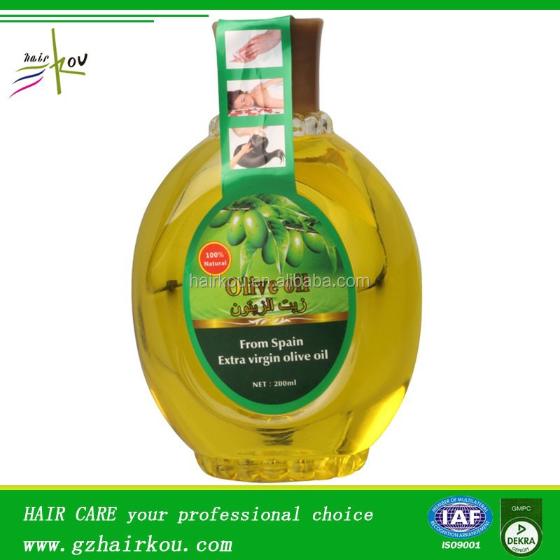 best supplier in china free sample Massage olive oil brands india