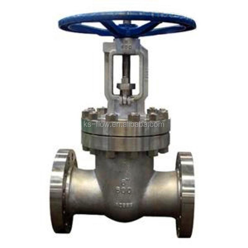 "2"" inch Nickel Aluminum bronze C95800 Solid Wedge flange Gate Valve"