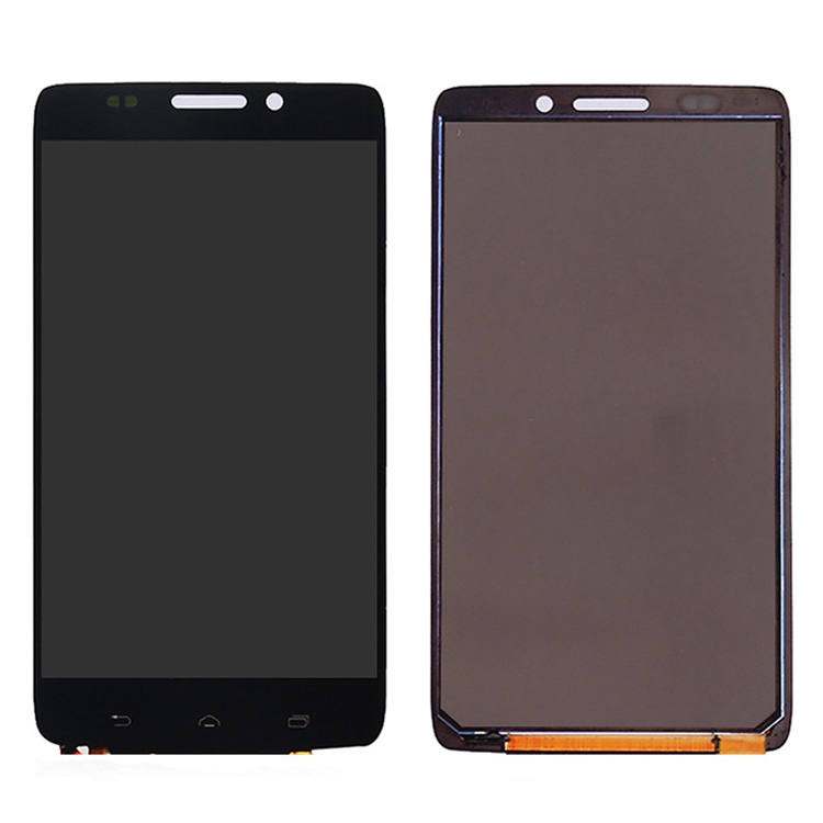 LCD Assembly for Motorola Droid Turbo XT1225 XT1254 for Moto Maxx LCD Screen Display Digitizer Black