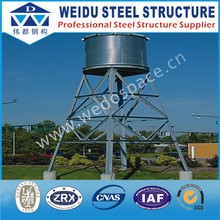 Top products hot selling new steel structure overhead water tank tower