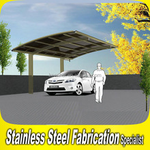Bespoke Top Quality Outdoor Modern Aluminum Car Shelter