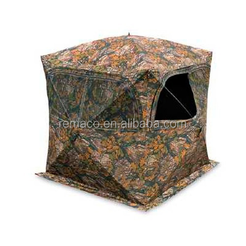 Camouflage Ground Hunting Blind Hunting Blind Hunting Shelter with Window GB8260