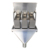 3 head nut snacks rice filling weigher packing machine